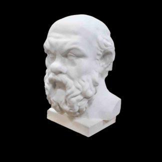 gipsovaya-figura-golova-sokrata 2