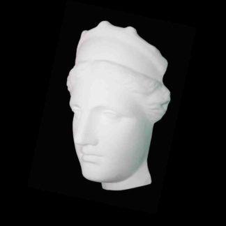 gipsovaya-figura-maska-diany 1