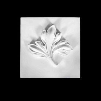 gipsovaya-figura-rozetka-vetka-lotosa