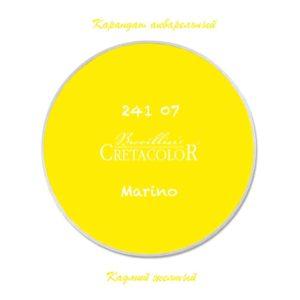 karandash-akvarelnyj-cretacolor-kadmij-zheltyj