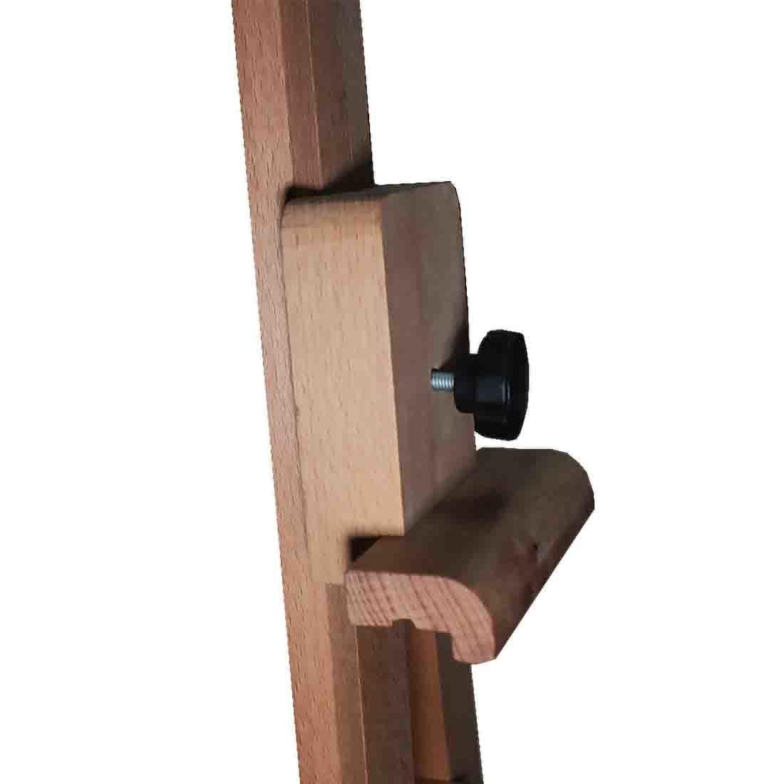 Зажим подъемного механизма мольберта студийного м 41 фото 2