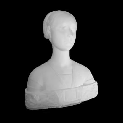 gipsovaya-figura-byust-mariya-sforca