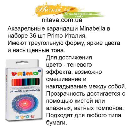 akvarelnye-karandashi-minabella-v-nabore-36-sht-primo-italiya