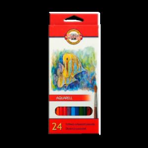 karandashi-akvarelnye-aquarell-school-watercolour-koh-i-noor-24-cvetov-v-nabore