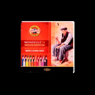 karandashi-akvarelnye-koh-i-noor-mondeluz-24-cvetov-v-metallicheskoj-korobke
