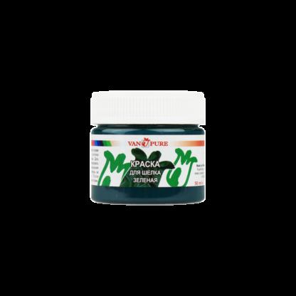 kraska-dlja-shelka-zelenaja-50-ml-van-pure-11